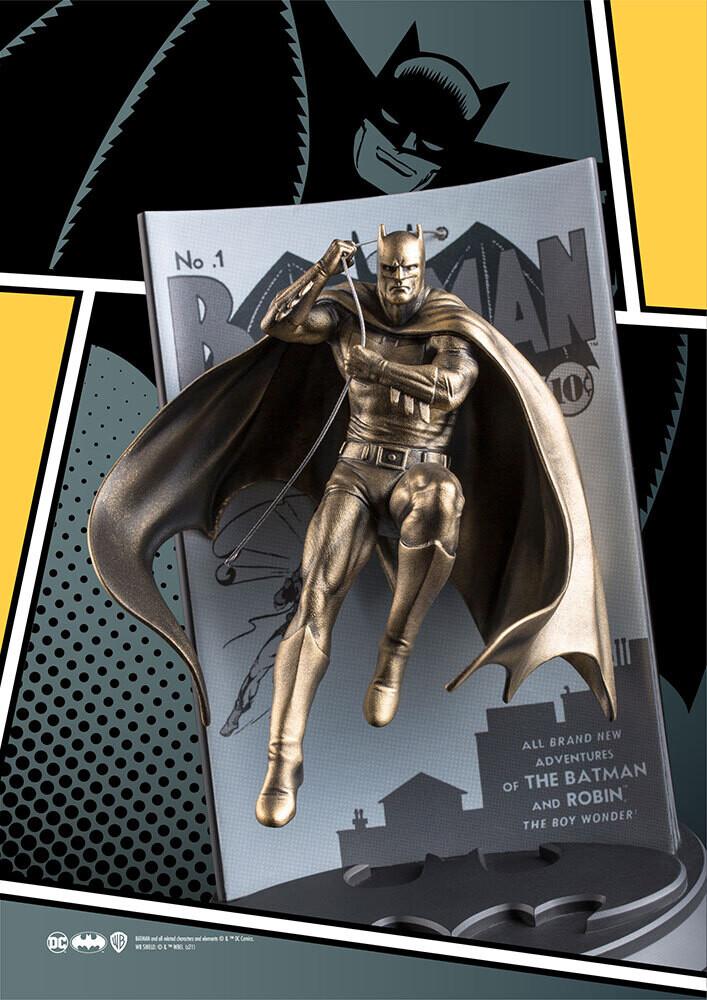 (PO) Batman #1 (Gilt Version) - por Alan Quah and Mufizal Mokhtar