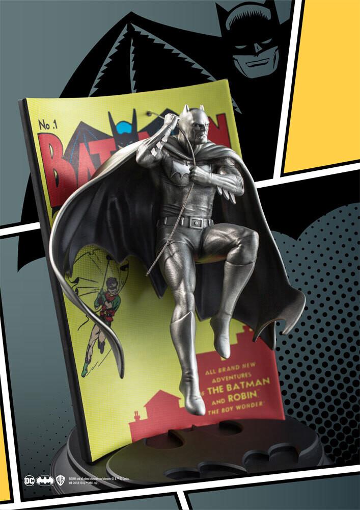 (PO) Batman #1 - por Alan Quah and Mufizal Mokhtar