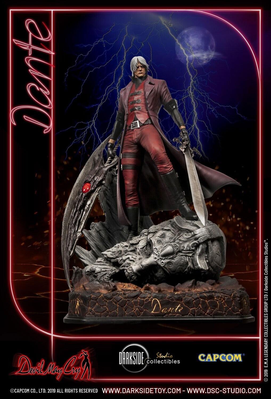 (PO) Darkside Collectibles Studio - Dante (Premium Statue)