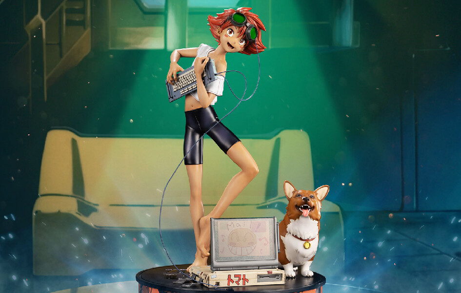 (PO) First 4 Figures - Ed and Ein