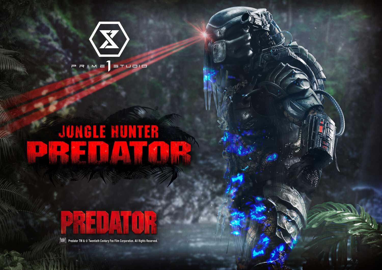 (PO) Prime 1 - Jungle Hunter Predator