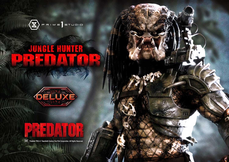 (PO) Prime 1 - Jungle Hunter Predator - DX Bonus Version