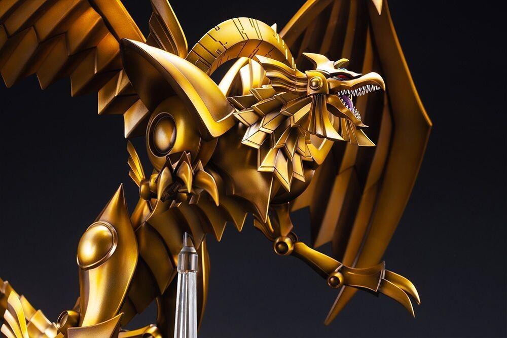(PO)  Kotobukiya- The Winged Dragon of Ra Egyptian God (Yu-Gi-Oh!)