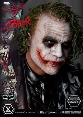 (PO) Prime 1 - The Dark Knight (Film) - The Joker, Premium Bust