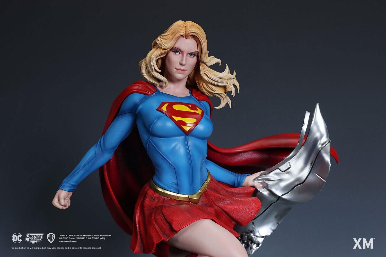 (PO) XM Studios - Supergirl