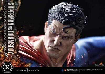 (PO) Prime 1 Studio -Superman VS Doomsday (Regular Version)