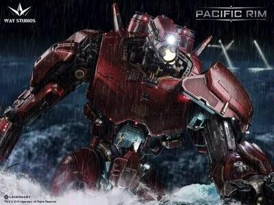 (PO) Way Studios - Pacific Rim Crimson Typhoon (Exclusive Version)