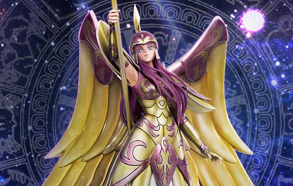 (PO) Soul Wing - Saint Seiya - Athena