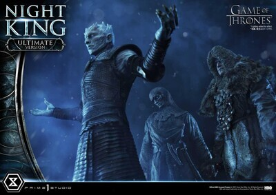 (PO) Prime 1- Game of Thrones -The Night King (Ultimate Version)