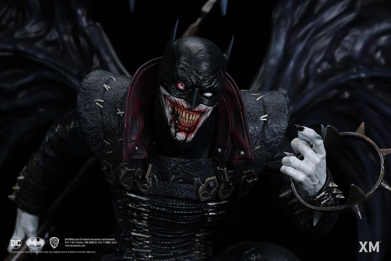 (PO) XM Studios - Batman Who Laughs
