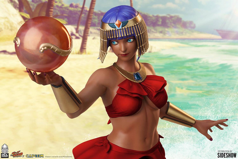 (PO) Pop Culture Shock - Street Fighter: Menat Player 2