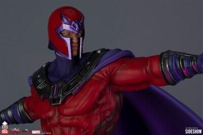 (PO) Pop Culture Shock - Magneto (Supreme Edition)