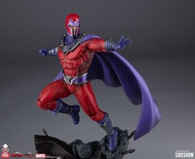 (PO) Pop Culture Shock - Magneto