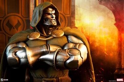 (PO) Sideshow - Doctor Doom