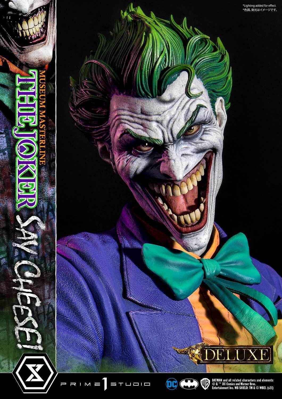 (PO) Prime 1 - The Joker - Say Cheese! (DX Bonus Version)