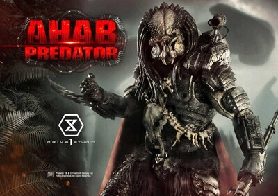 (PO) Prime 1 - Ahab Predator (EX Bonus Version)