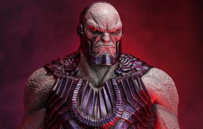 (PO) Queen Studios - Justice League Darkseid