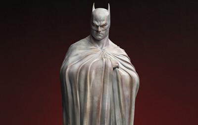 (PO) Queen Studios - Batman Museum Line