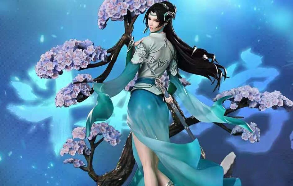 (PO) Iron Kite Studio - Battle Through The Heavens - Yun Yun