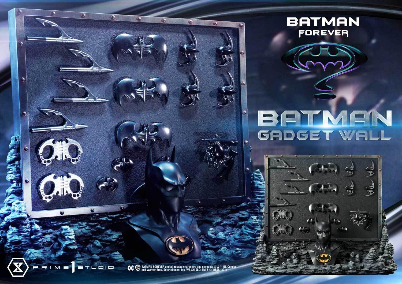 (PO) Prime 1 - Batman Forever: Batman Gadget Wall