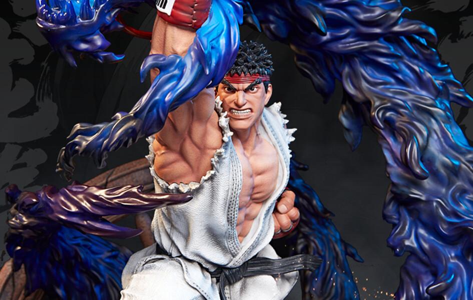 (PO)  Capcom - Street fighter: Ryu