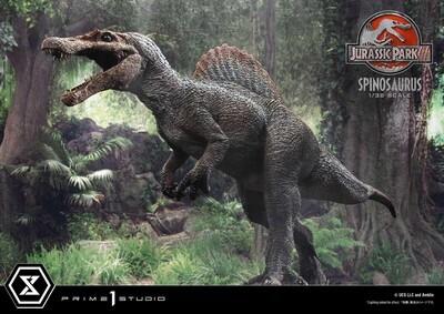 (PO) Prime 1 - Spinosaurus - Jurassic Park III