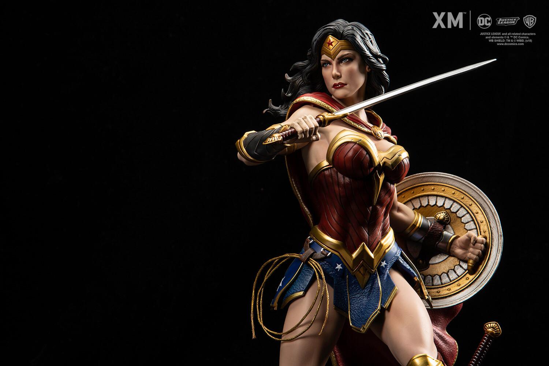 (IN STOCK) XM Studios - Wonder Woman Rebirth