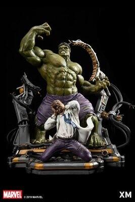 (IN STOCK) XM Studios - Hulk Transformation