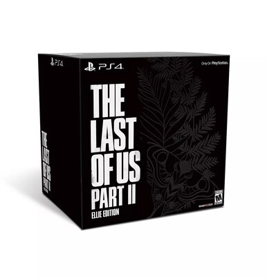 (IN STOCK) The Last Of Us 2 Ellie Edition-collector Edition Box