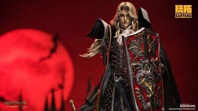 (IN STOCK) Sideshow - Alucard (Statue by Gantaku Anime)