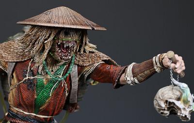 (PO) XM Studios - Samurai Series - Scarecrow
