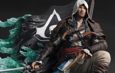 (PO) Pure Arts - Assassin's Creed - Animus Edward Kenway