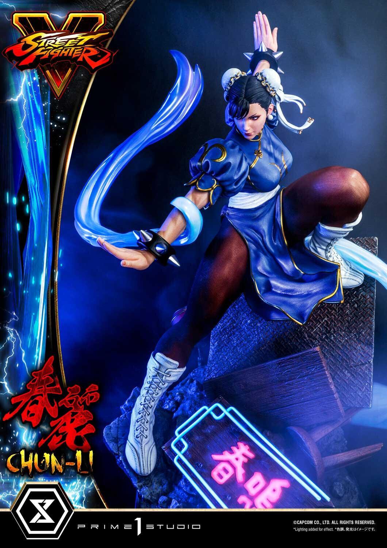 (PO) Prime 1 - Street Fighter V - Chun-Li (Bonus Version)