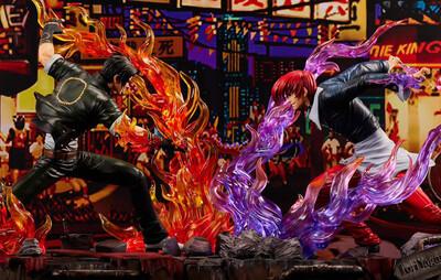 (PO) Revive Studio - King Of Fighters '97 - Kyo Kusanagi vs. Iori Yagami