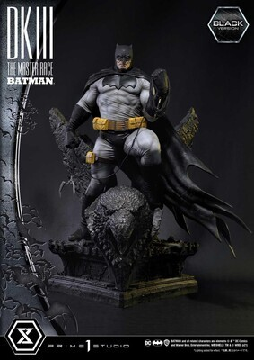 (PO) Prime 1 - Batman (Black Version)