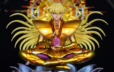 (PO) Soul Wing - Gold Myth Cloth - Virgo Shaka (Deluxe Special Version)