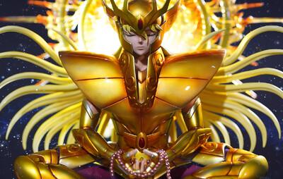 (PO) Soul Wing - Gold Myth Cloth - Virgo Shaka (Deluxe Version)