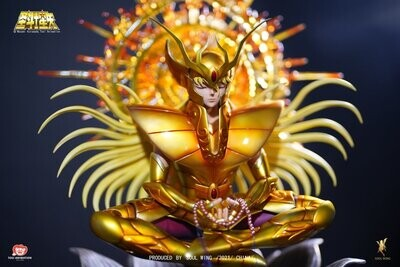 (PO) Soul Wing - Gold Myth Cloth - Virgo Shaka (Regular Version)