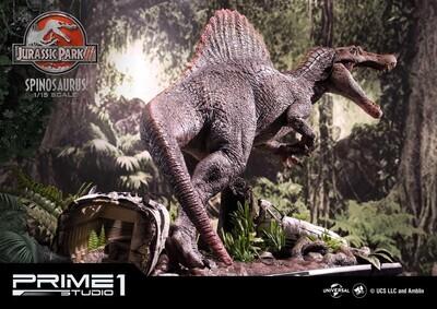 (PO) Prime 1 - Spinosaurus - Jurassic Park III (Bonus Version)