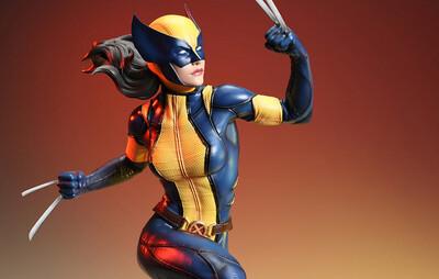 (PO) XM Studios - X-23 Marvel Premium Statue