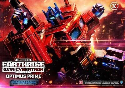 (PO) Prime 1 - Transformers: War For Cybertron Optimus Prime (Ultimate Version)