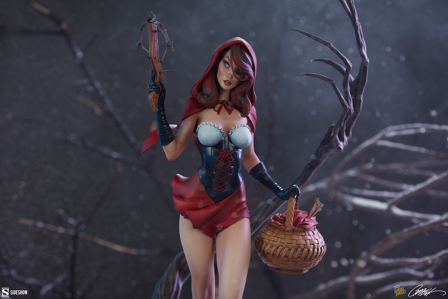 (PO) Sideshow - Red Riding Hood
