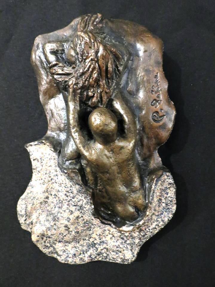 sculpture  de Pierre Lépine