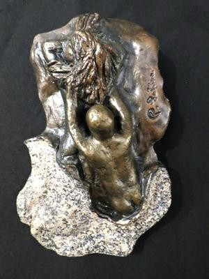 sculpture  de Pierre Lépine