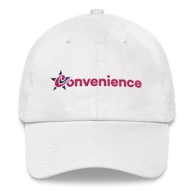 Convenience logo hat