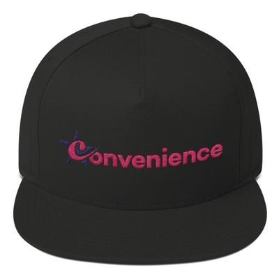 Flat Bill Convenience Cap