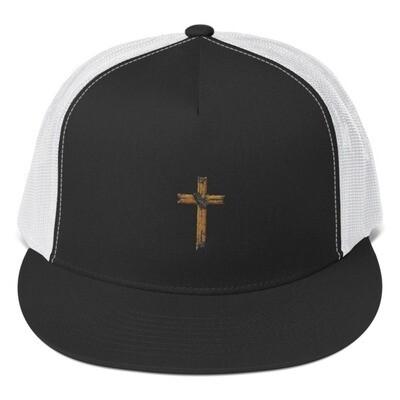 Cross Trucker Cap