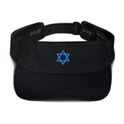 Star of David Visor