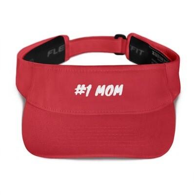 Number 1 mom Visor