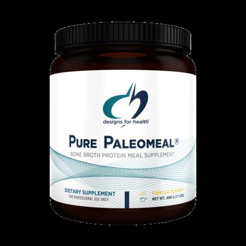 Pure PaleoMeal® Vanilla 480 g (1.1 lb) powder